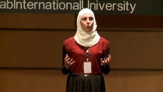 Be the solution!كن أنت الحل   Yamanah Zaidan   TEDxArabInternationalUniversity