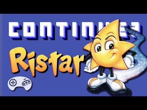 Ristar (GEN) - Continue?