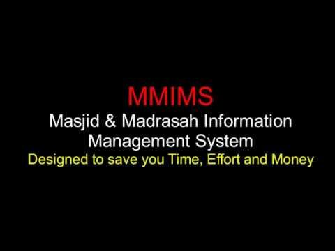 MMIMS Instructional Video 2 Define Class Create Class Schedule