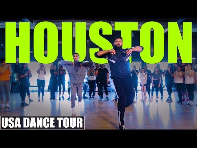 The Kings | USA Workshop Tour | Houston Texas | Rock Tha Party