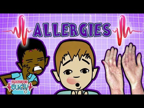 Operation Ouch - Alarming Allergies | Immune System