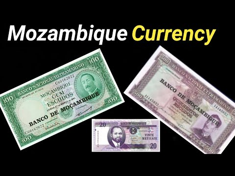 Mozambique Currency    Mozambican metical