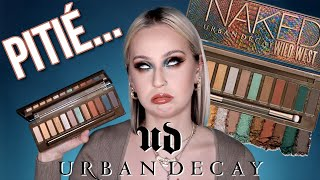 ENCORE une palette NAKED !!! 🙄 | Urban Decay Naked Wild West