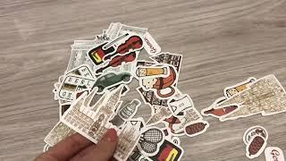 """наклейки """"Города мира. Германия."""" Магазин открыток и товаров для хобби и творчества""""Ясин Пень"""""""