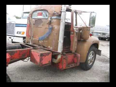 1956 B61 Mack Truck 1964 Mack Parts For Sale Youtube