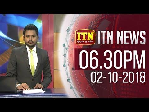 ITN News 2018-10-02 | 06.30 PM