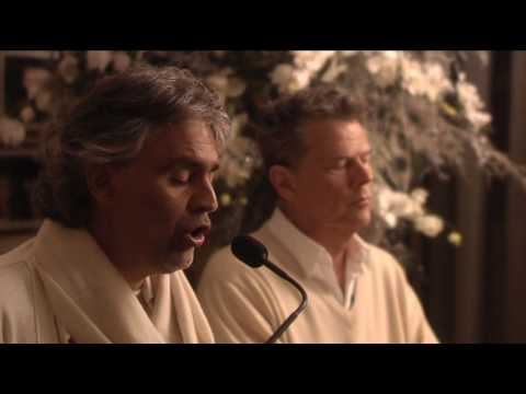Andrea Bocelli - Caro Gesu Bambino