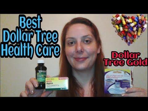 Best Dollar Tree Health Care: Dollar Tree Gold
