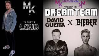 David Guetta X Justin Bieber Feat. Boyz II Men - Dirty Sexy Fa La La
