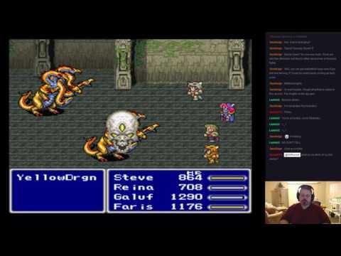 Final Fantasy Five Four Job Fiesta 15