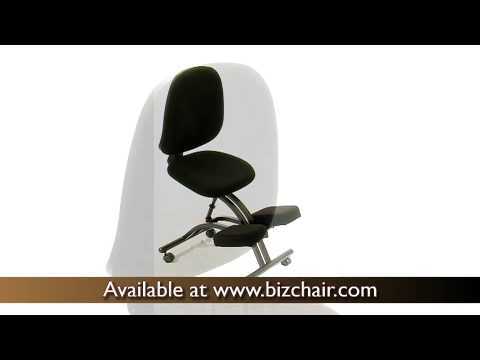 Ergonomic Kneeling Posture Office Chair With Back (WL-1428-GG)