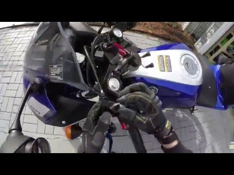 Yamaha R3 Adjustable Levers INSTALLATION VIDEO!