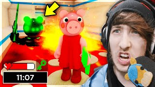 NOBODY CAN BEAT THIS NEW PIGGY GAME.. (Ultra Hard Mode)