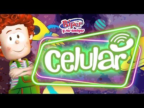 Biper Y Sus Amigos - Celular (Video Oficial)