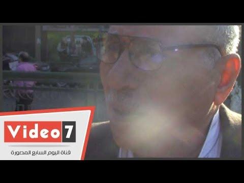 اليوم السابع : بالفيديو..مواطن يطالب بفرض غرامة على من يلقى قمامة بحدائق القبة