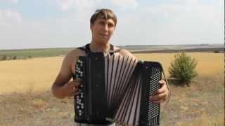 Деревенский Баянист классно поёт! Accordion folk music.