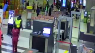 Съемки Шоу Бенни Хилла в аэропорту Казани ;)