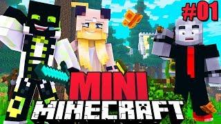 DAS NEUE ABENTEUER?! - Minecraft MINI #01 [Deutsch/HD]