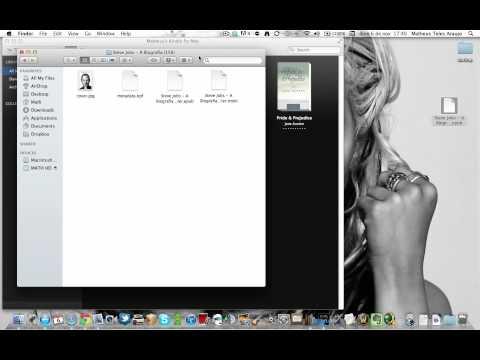 Como Converter ePub para Mobi