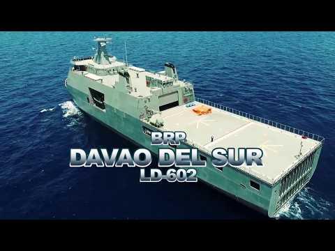 123 meter SSV  (BRP Davao Del Sur