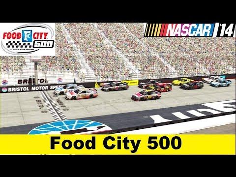 NASCAR '14 (Season 3) - Race 4/36 - Food City 500