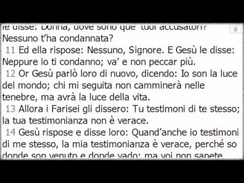 Gospel of John Italian