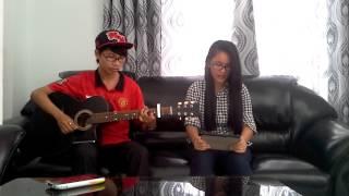 Chân Ngắn - Trí Thanh ft Quỳnh Anh (Guitar Cover)