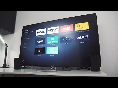 Loewe One 55 4k Fernseher + Sound System Review! [deutsch]