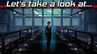 Protocol - Demo Gameplay (Sci-fi Adventure)