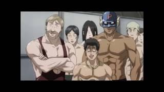 #3 saitama bodybiulder !!