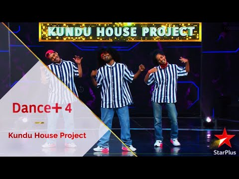 Charlie Frost | Mere Naseeb Me | Kundu House Project | Dance Plus 4
