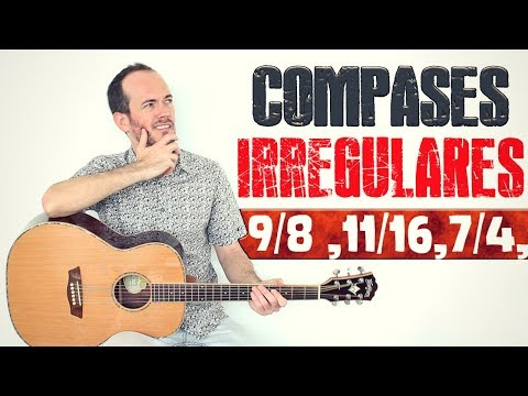 Entendiendo los COMPASES IRREGULARES: 9/8, 11/16, 7/4,...