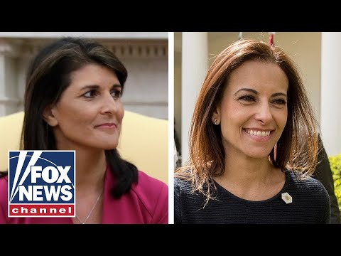 Nikki Haley\'s possible replacement Dina Powell: Good for US?