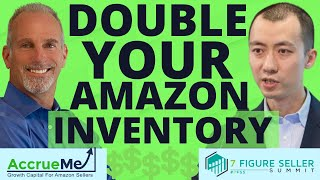 How to Double Your Amazon Inventory Without a Traditional Loan | AccrueMe