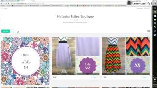 Roe With Me Tutorial-LuLaRoe Natasha Tuite
