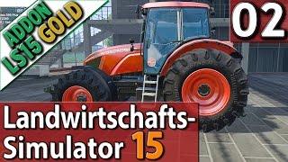 LS15 ADDON Landwirtschafts Simulator 15 GOLD #2 Schon alles im Einsatz PlayTest SPECIAL deutsch HD
