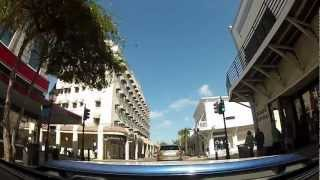 Driving through Key West, Florida - GoPro HD Hero