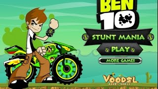 Ben 10 3d Racing Online Game For Boys Free Online Cars Games 2013