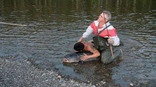 Эти смешные рыбаки. Приколы на рыбалке.