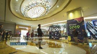 Entrepreneur's Organization Global Leadership Conference 2019 at Sheraton Grand Macao