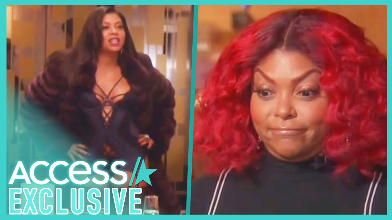Taraji P. Henson's Sexiest 'Empire' Fashion Moments