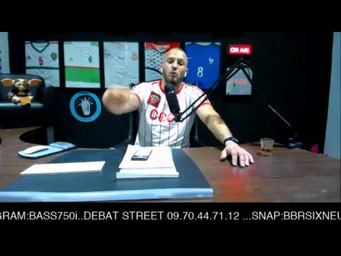 Diffusion en direct de BASS TH RADIO LIVE du 27/07/18 partie 1