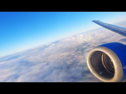 Blue Air Boeing 737-400 YR-BAK Take Off at London Luton Airport
