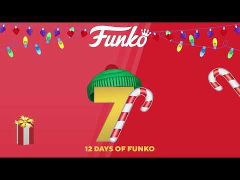 12 Days of Funko: Day 7
