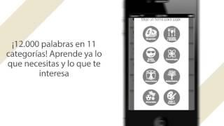 uSpeak, la app para aprender inglés temático jugando