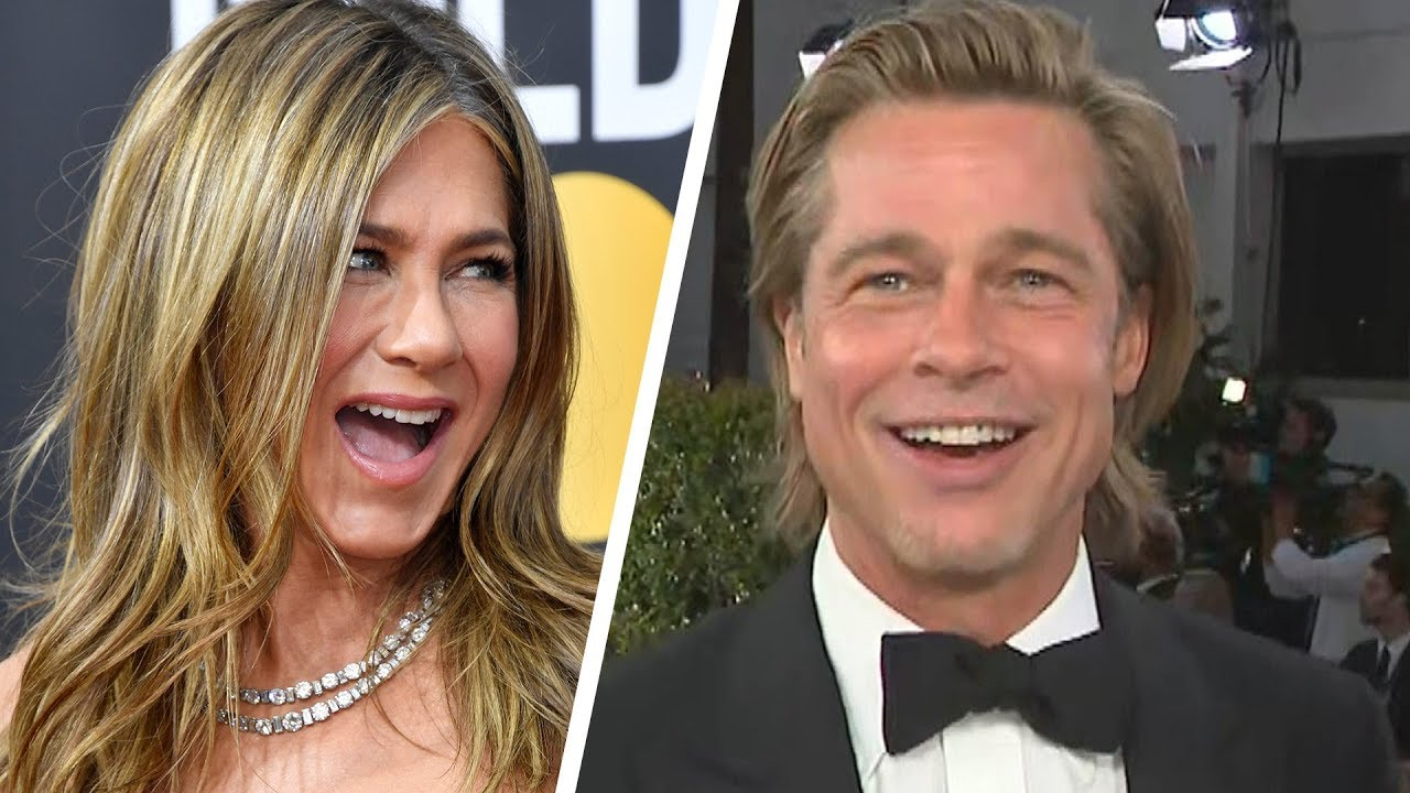 Golden Globes 2020: Jennifer Aniston and Sandra Bullock attend ...