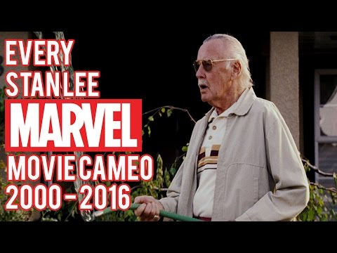 Chris Carr & Company - WATCH: Stan Lee Cameo's In Marvel Movies