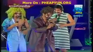 MyTV Comedy - peak mi comedy Ov Knhom 30.12.2013 ឪពុកខ្ញុំ