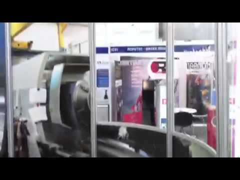 Offshore Europe 2011 Modular Exhibition Stand