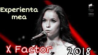 Experiența X Factor-Lavinia Florea...